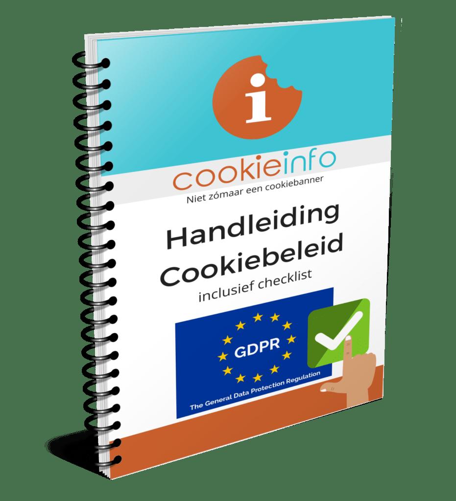 Cookieverklaring AVG - handleiding cookiebeleid en checklist.