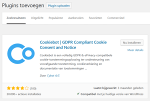 cookiebot-plugin