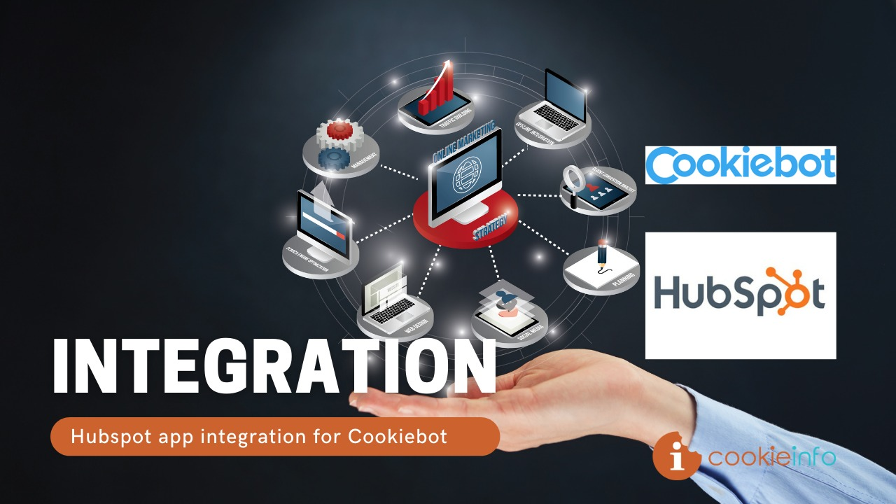 Hubspot Cookiebot integration CookieInfo